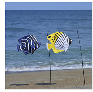 Swimming Fish from Premier Kites