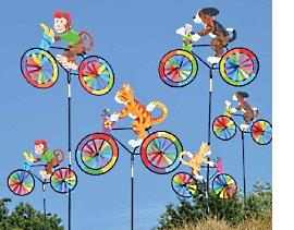 Bicycle Spinners